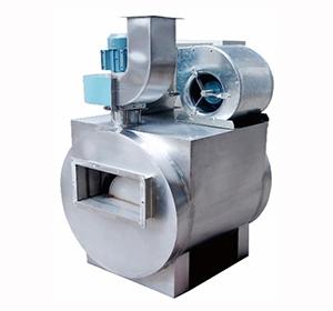 螺旋板燃油(气)热风炉